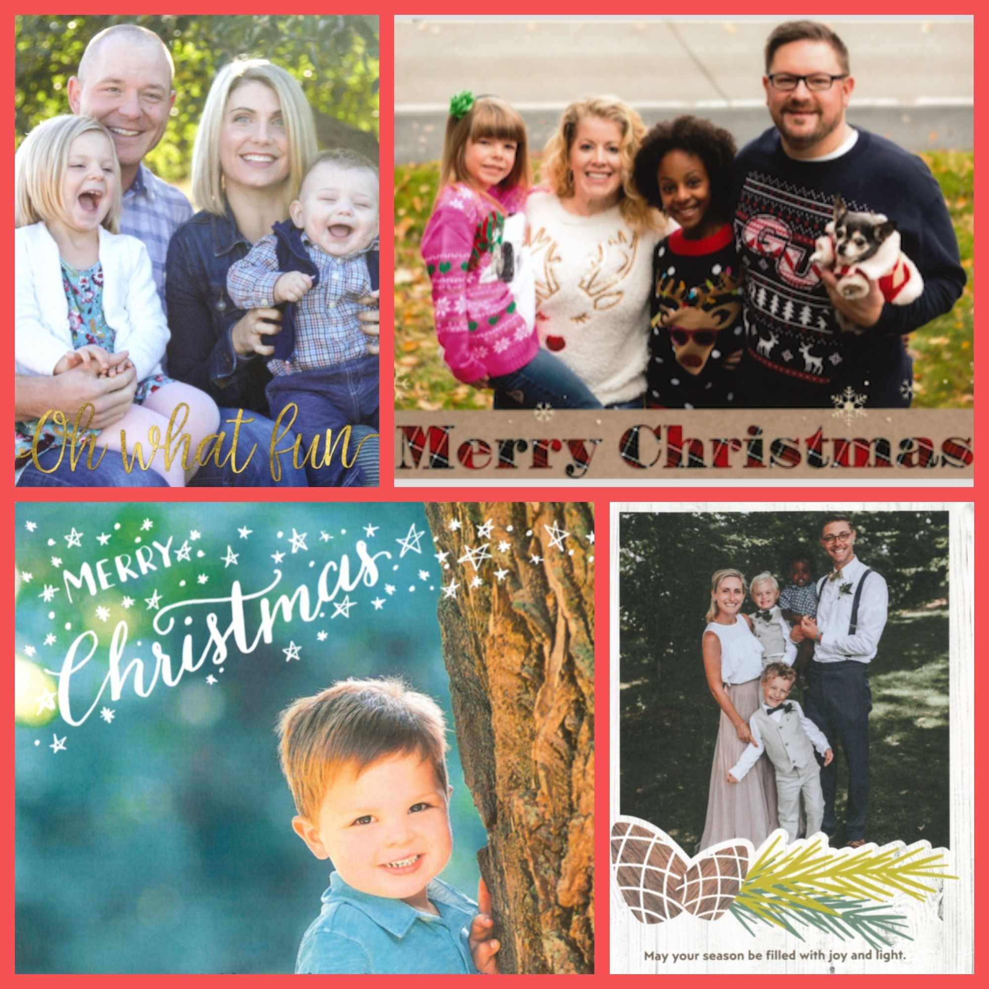 Merry Christmas From Our Forever Families Michigan Adoption Agency